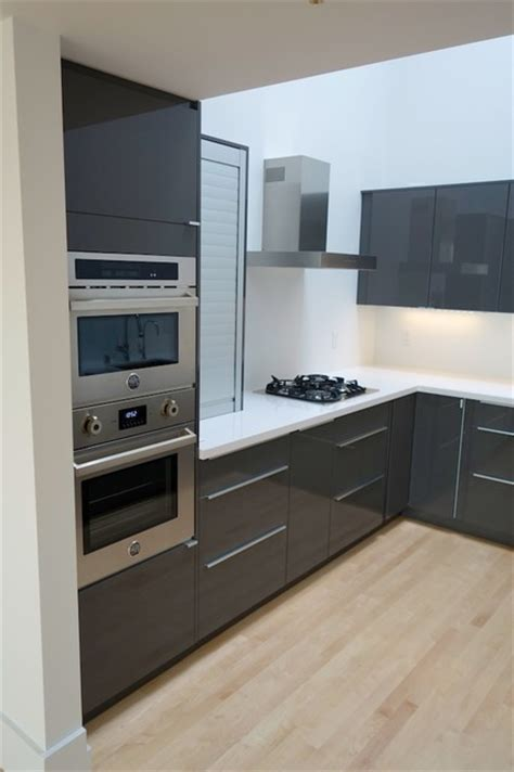 grey kitchen cabinets ikea modern ikea kitchen in abstrakt gray modern kitchen