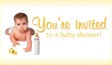 You Re Invited To A Baby Shower by Free You Re Invited To A Baby Shower Ecard Email Free