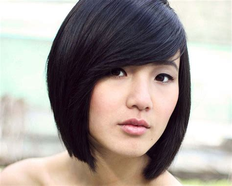 15 Prominent Asian Short Hairstyles for Women   Hairstyle