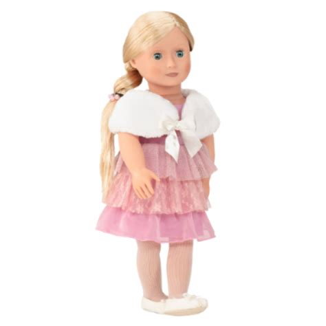 our generation hailey doll 163 35 00 hamleys for
