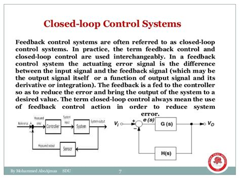 exle of open loop system with block diagram block diagram for systems