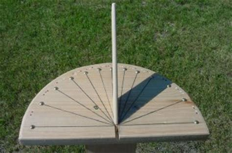 How To Make A Sundial With A Paper Plate - wilderness survival skills navigation orientation and