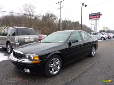 Black Ls 2002 lincoln ls v8 in black photo 4 673198 all american automobiles buy american cars for