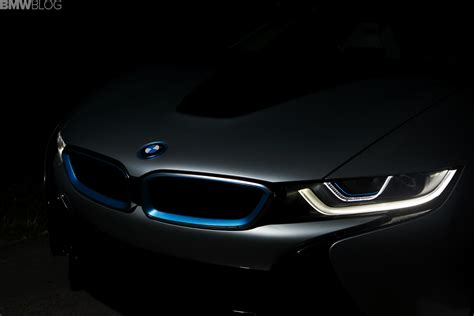Bmw Lights by Bmw I8 Production Vehicle To Feature Laser Light
