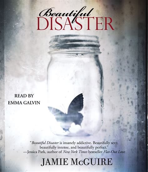 Beautiful Disaster Mc Guire beautiful disaster audiobook on cd by mcguire