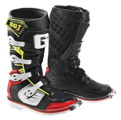 road bike boots gaerne sg j colored youth road dirt bike motocross