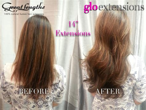 14 Inch Hair Extensions Before And After | 14 inch hair extensions before and after irresistible me