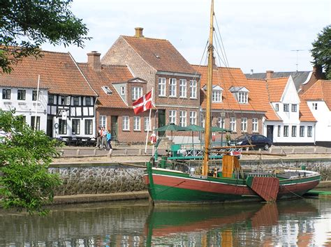 what is the oldest discover ribe the oldest town in scandinavia