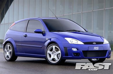 ford focus rs mk buying guide fast car