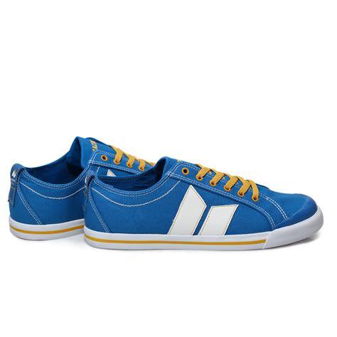 Macbeth Elliot Vegan Sneakers macbeth blue yellow eliot vegan canvas mens trainers