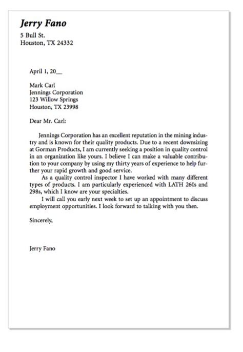 cover letter quality control cover examples templates inspector best