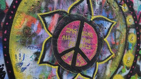 lennon wall imagine peace flower wallpaper mobile