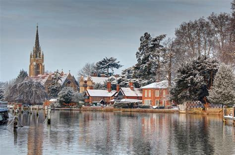 most picturesque towns in usa these are 28 of the most picturesque winter towns in the