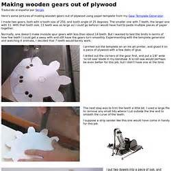 How To Make Paper Gears - dan s room pearltrees