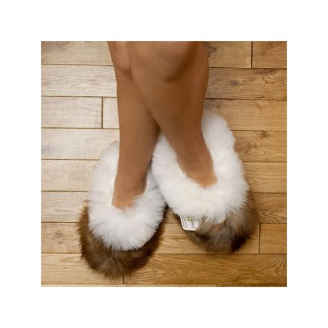 fluffy slippers for baby alpaca fur fluffy slippers