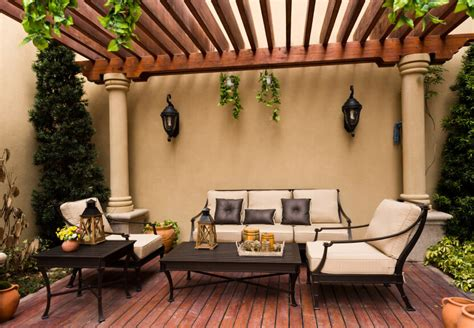 Southwestern Home Designs 55 Luxurious Covered Patio Ideas Pictures