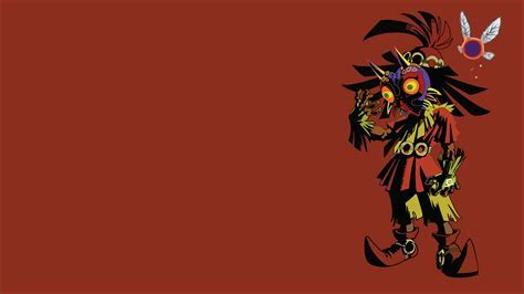 Download Zelda Majora'S Mask Wallpaper Gallery