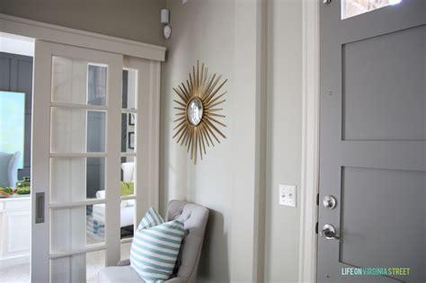Grey Door by Image From Http Lifeonvirginiastreet Wp Content