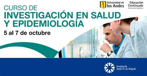 programa de investigacin y difusin la educacin curso de investigaci 211 n en salud y epidemiolog 205 a