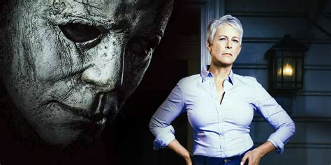 mike myers jamie lee curtis halloween 2018 reboot trailer cast every update you need
