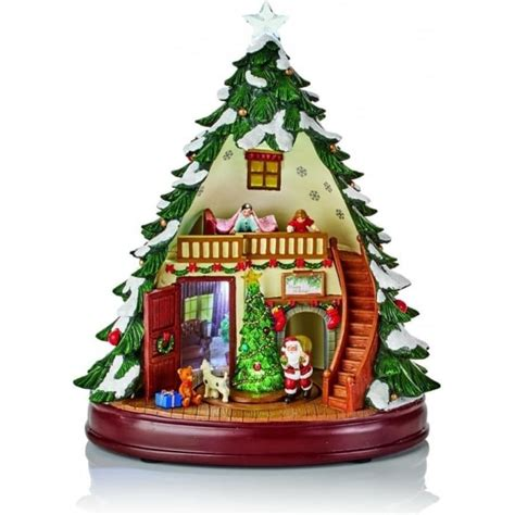 premier decorations battery operated lit animated musical