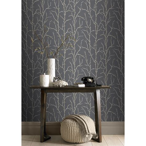 rasch wallpaper rasch pussy willow wallpaper brand new and sealed two