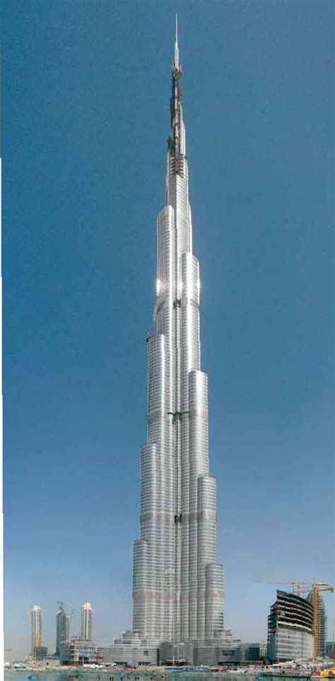 design engineer dubai design and construction of the world s tallest building