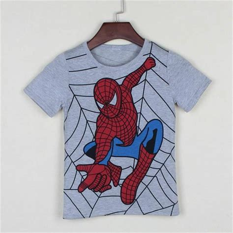 Kaos Boy Clothing kaos t shirt anak size 100 gray jakartanotebook