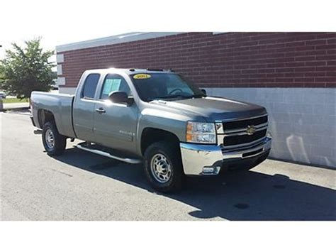 Diesel Ds011 Silver Black find used 110k diesel 2500 hd allison duramax black silver white 4x4 4wd extended in