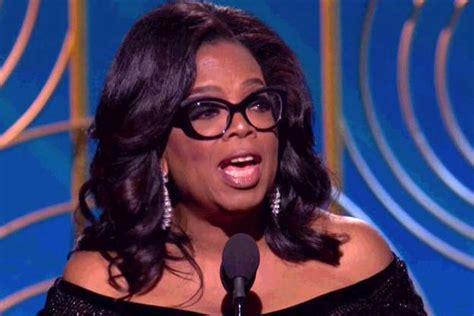 Le notizie so' rotture 'e cazzo, lo dice anche Oprah
