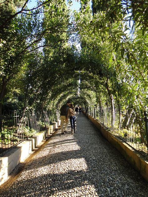Granada Gardens by Alhambra Gardens Granada Spain Viajes Travel