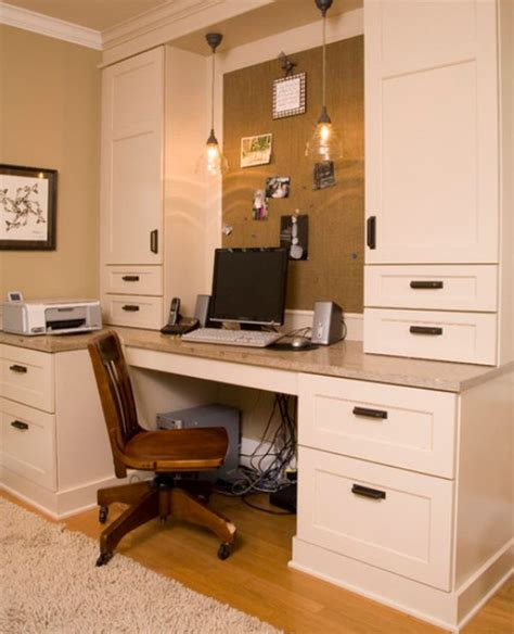 Home Office Design Board | tips for organizing your home office