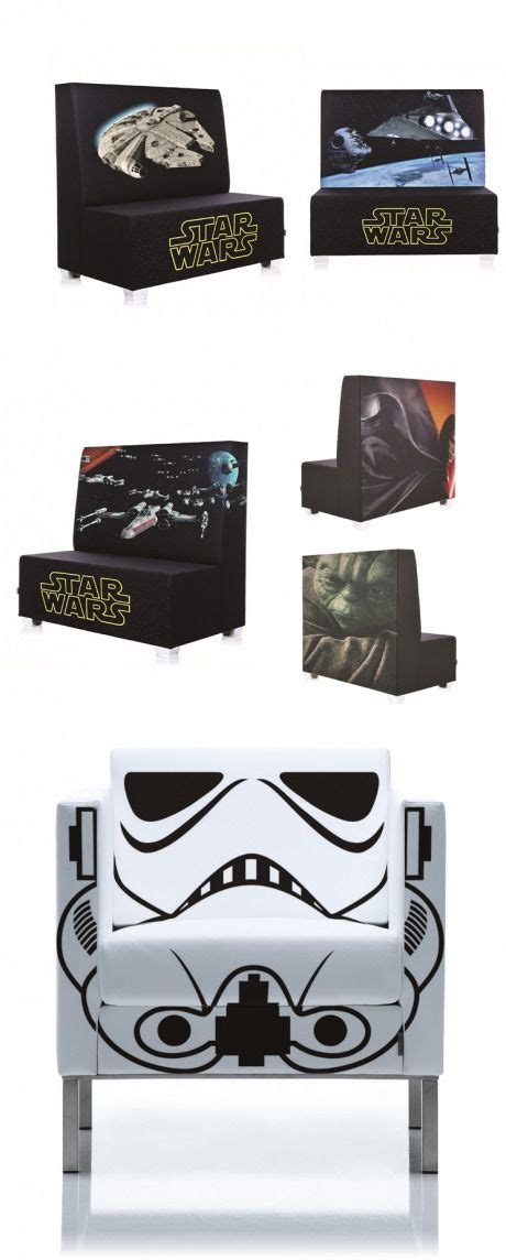 star wars couch star wars printed furniture for the home pinterest