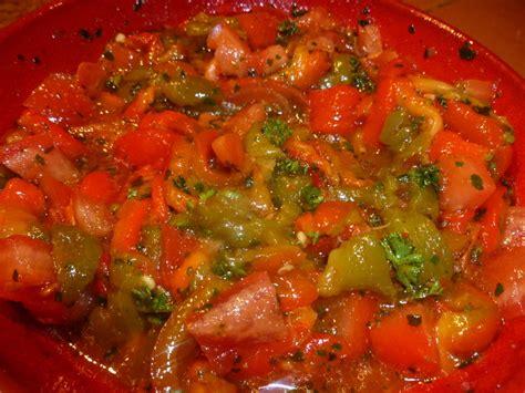 Poivrons Grillés Au Four by Salade De Poivrons Grill 233 S Et Tomates 224 L Orientale L