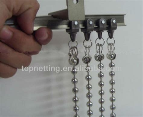 stainless steel bead curtain stainless steel metal bead curtain screen shiny metal ball