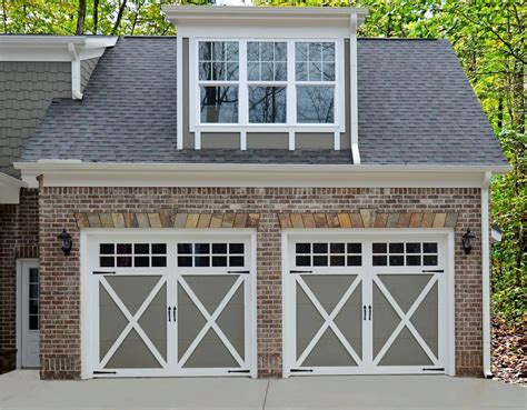 Can You Paint Garage Doors Yes You Can Paint Your Garage Door To Match Your Exterior Paint Color Scheme We The