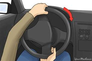 Steering Wheel Shaking Car Pulling Right 5 Signs Your Car Needs An Alignment Yourmechanic Advice