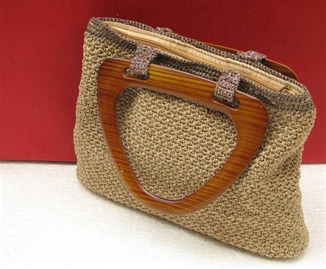 Crochet Handmade Bags - disha foundation handmade crochet bags