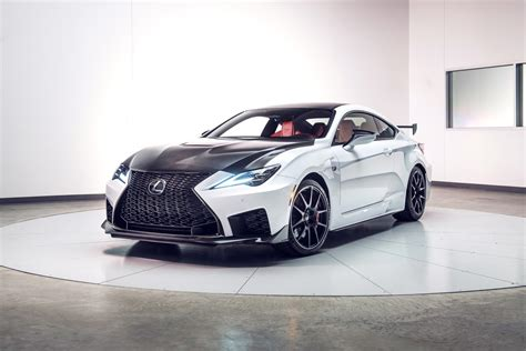 Lexus Rcf 2019 by 2020 Lexus Rc F Track Edition Gives Luxury Coupe Real Bite