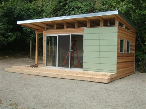 25 best ideas about modern shed on garden