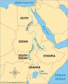 Nile River On World Map by Nile River On World Map For Pinterest