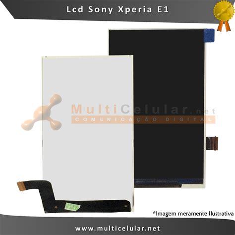 Quality Softcase Sony Experia E1 D2005 lcd sony ericsson d2004 d2005 d2104 d2105 d2114 xperia e1
