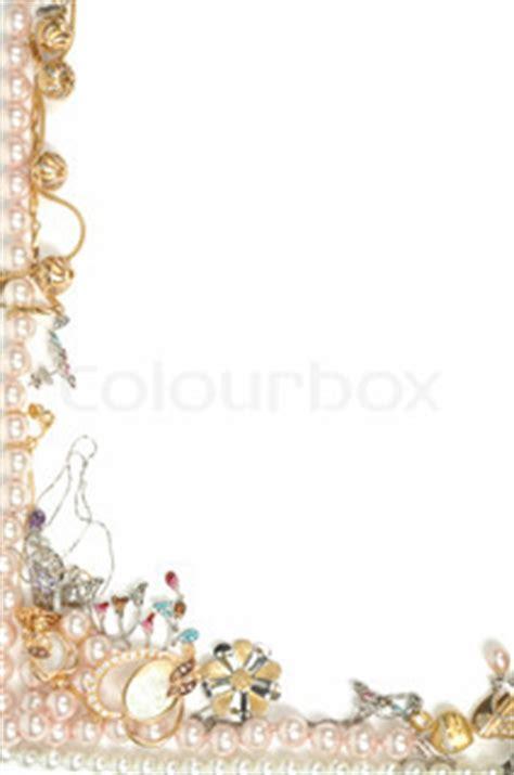 Buy Stock Photos Of Jewelry Colourbox Jewelry Border Clip
