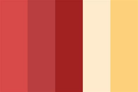 gryffindor colors soft gryffindor color palette