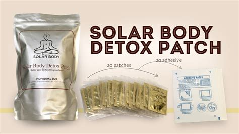 Aura Organ Detox Patches by Foot Reflexology And Your Health