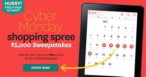 Bhg Black Friday Sweepstakes - bhg cyber monday shopping sweepstakes sweepstakesbible