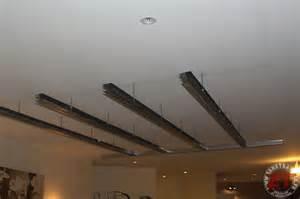 brico cr 233 ation d un plafond avec ruban led et spots