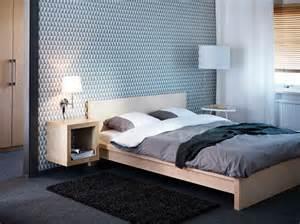 Birch Nightstand Sypialnia Marzeń Od Ikea