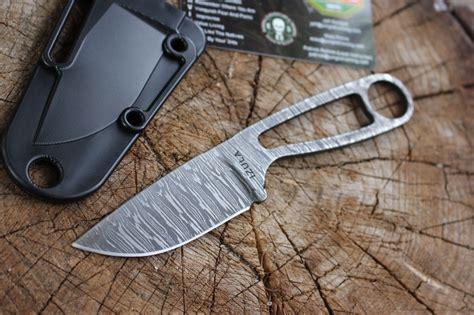 izula damascus esee knives damascus izula limited edition bushcraft canada
