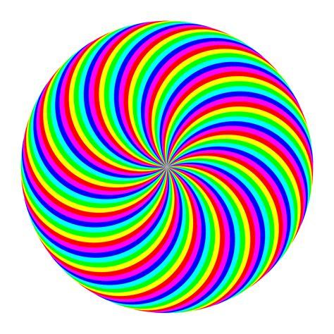color swirl clip 90 circle swirl 6 color july 2011 clipart
